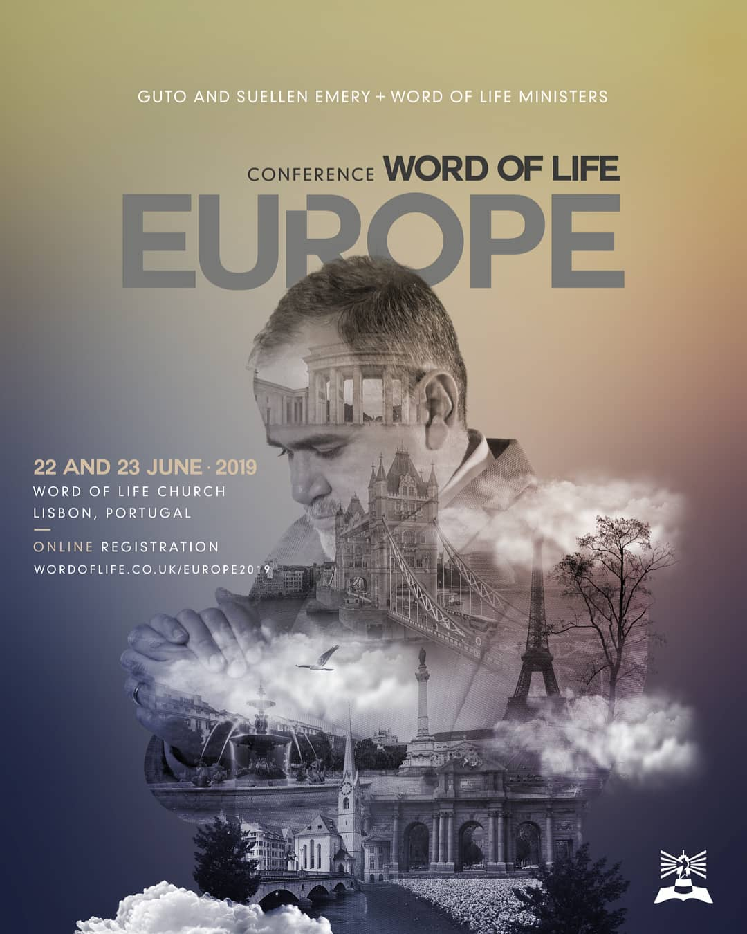 Word of Life Conference Europe 2019 in Lisbon.